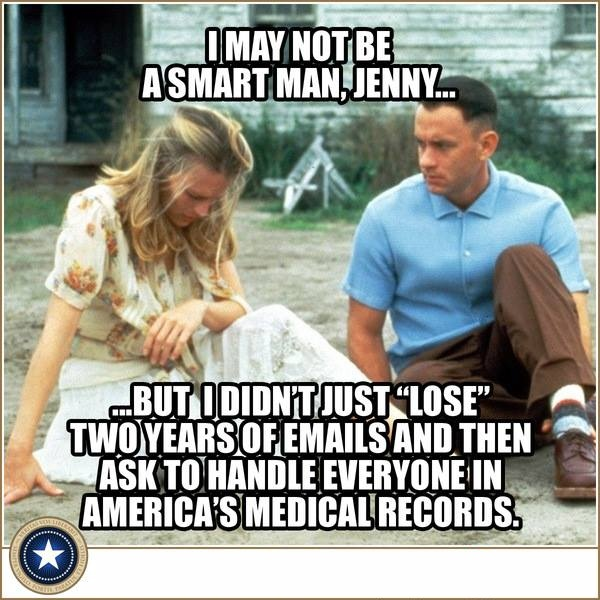 Government wants to handle our Medical Records?