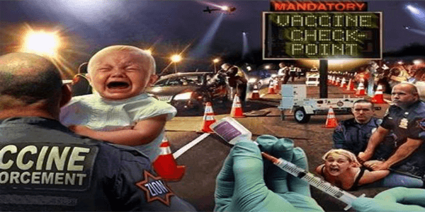 Vaxxed – Forced Injections of Slaves Is The Last Step to Complete Tyranny